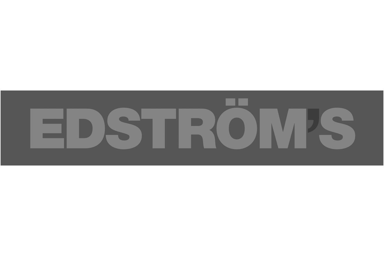 Edstroms